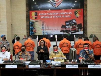 Bareskrim Ungkap Gaji Karyawan Pinjol Jakarta, Capai Rp20 Juta