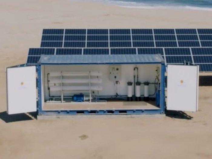 Perangkat Desalinasi Tenaga Surya Bisa Ubah Air Laut Jadi Air Tawar untuk 400 Ribu Orang