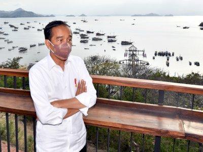 Presiden Jokowi Tak Mau BUMN Sering Diproteksi: Maaf, Terlalu Enak Sekali