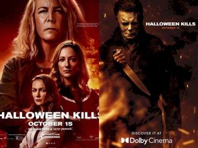 Sinopsis 'Halloween Kills (2021)', Perjuangan Para Wanita Menghadapi Teror Michael Myers