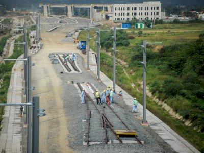 BUMN Bantah Ada Utang Tersembunyi dari China di Proyek Kereta Cepat: Itu Hoax