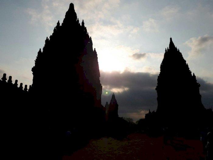 Ingin Lebih Pagi ke Prambanan, Harga Tiket Rp100 Ribu Per Orang, Harus Sudah Divaksin