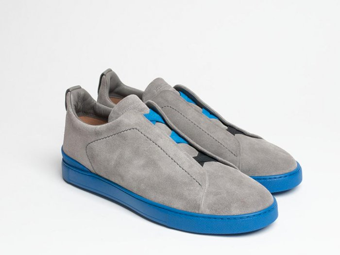 Zegna Berkolaborasi dengan Steve Aoki, Meluncurkan Produk Sepatu Terbaru!