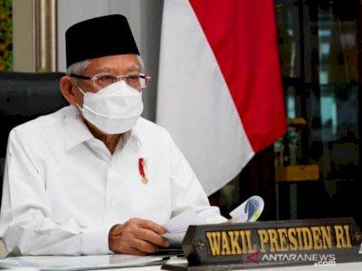 Bali Digoyang Gempa, Wapres Ma'ruf Amin Ungkapkan Keprihatinannya