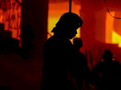 Wagub Riza Ingatkan Soal Listrik dan Puntung Rokok untuk Cegah Kebakaran