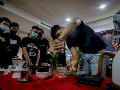 Pelatihan Barista di Batam, Berikut Foto-fotonya