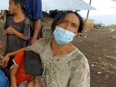 Pilu I Nyoman Puja, Putri Tercintanya Tewas Tertimpa Bangunan saat Gempa Bangli Kemarin