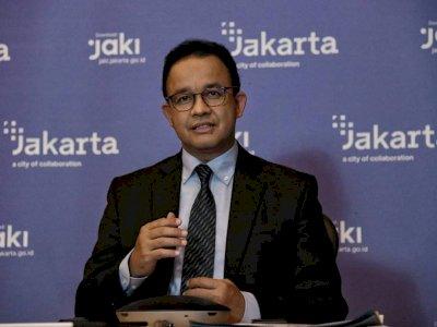 Anies Sebut PPKM Level 2 DKI Jakarta Jadi Tanggung Jawab Bersama