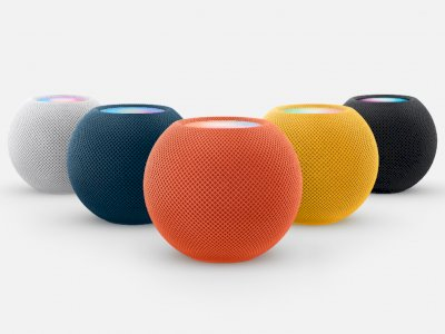 Apple Hadirkan 3 Opsi Warna Baru untuk HomePod Mini!