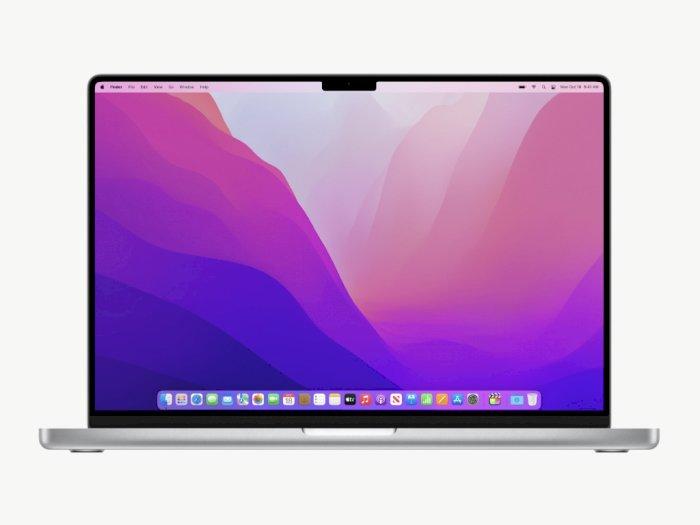 Apple Umumkan MacBook Pro Terbaru dengan Notch Hingga Port Lebih Beragam!