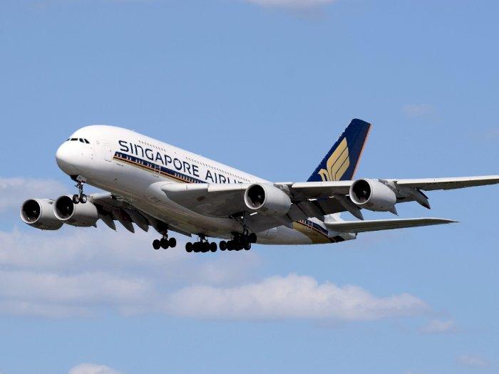 Singapore Airlines Kembali Operasikan Pesawat Airbus A380 Bulan Depan