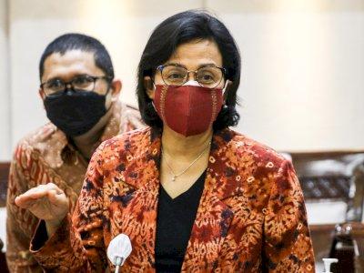 Menkeu Sri Mulyani Sebut Butuh 479 Miliar Dolar AS untuk Atasi Perubahan Iklim