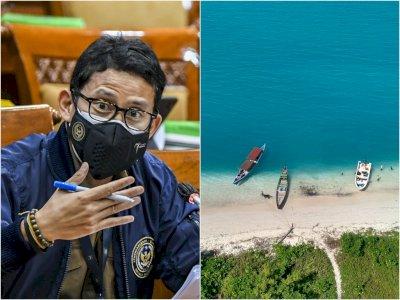 UEA Investasi 500 Juta Dollar AS di Aceh, Sandiaga Uno: Sinyal Kebangkitan Sektor Parekraf