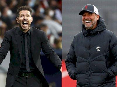 Liga Champions: Fakta-fakta Bentrokan Atletico Madrid vs Liverpool di Matchday ke-3