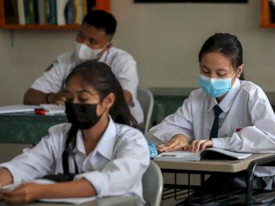 38,6 Persen Sekolah di Indonesia Siap PTM, Kemendikbudristek Ingatkan Disiplin Prokes