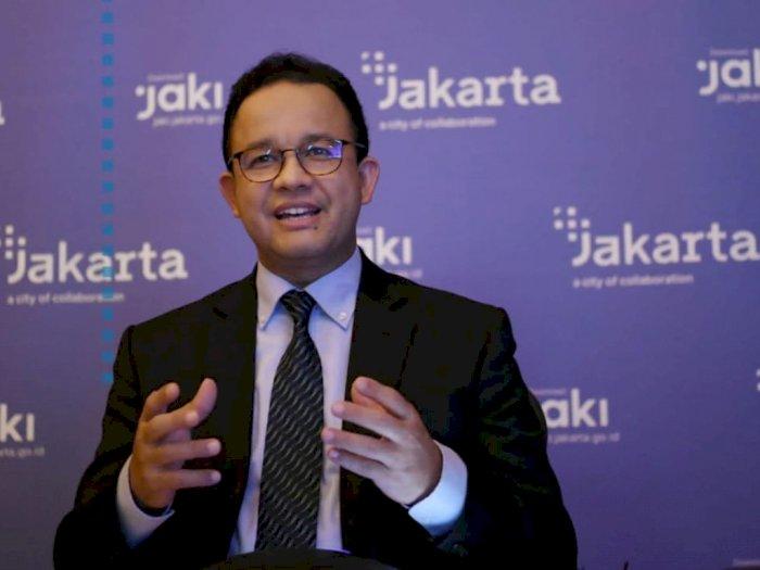 Anies Diberi Rapor Merah, Wagub DKI: Tanya ke Warga, Jakarta Semakin Baik