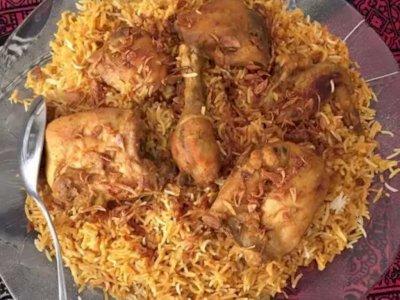 Menu Makan Siang Hari Ini Coba Buat Nasi Biryani Ayam Yuk