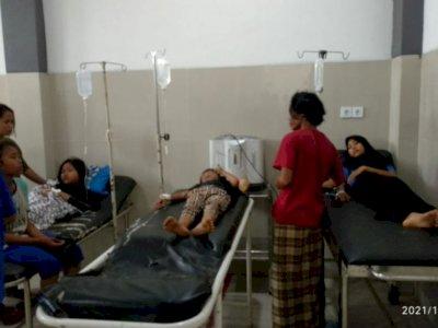 Puluhan Pelajar di Lombok Tengah Keracunan Makanan, Diduga Usai Jajan Gorengan