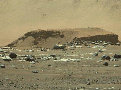NASA Temukan Danau Kuno di Mars, Ini Sederet Penemuan Misterius Lainnya di Planet Merah