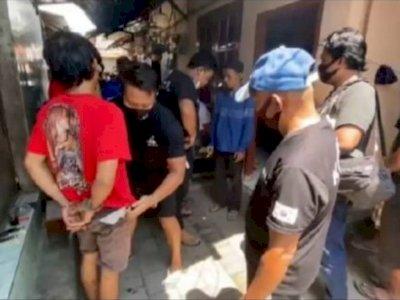 Waduh, Pria Ini Jualan Jajanan Sambil Edarkan Sabu di Mataram, Berujung Diciduk Polisi
