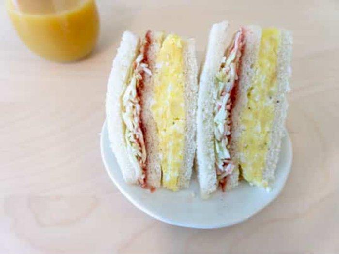 Resep Membuat Inkigayo Sandwich