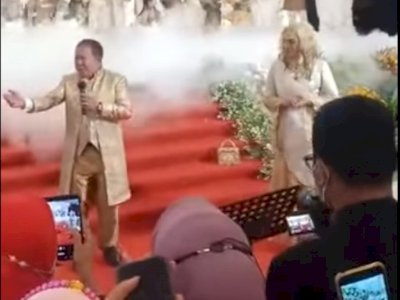 Viral Bupati Jember Gelar Pesta Perniakhaan Anaknya di Tengah Pandemi, Diproses Tim Satgas