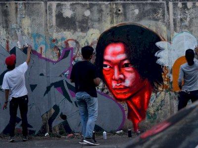 Gelar Lomba Mural, Kapolri Bolehkan Peserta Kritik Institusi Polri