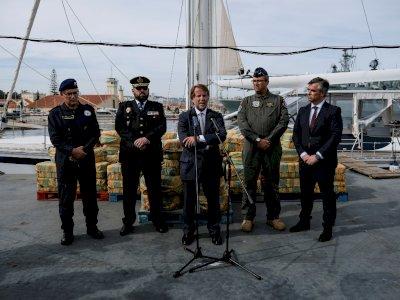Polisi Portugal Menyita 5 Ton Kokain dari Kapal Pesiar,  Nilainya Rp3,2 Triliun