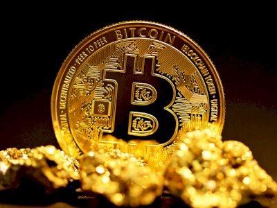 Harga Bitcoin Melambung Tinggi, Kini Sudah Tembus Rp900 Jutaan per Kepingnya!
