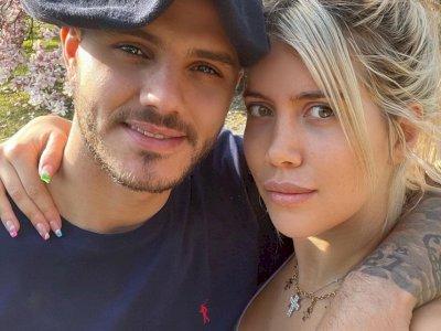 Drama Percintaan Mauro Icardi & Wanda Nara, Selingkuh hingga Hubungan Intim 12 Kali Sehari