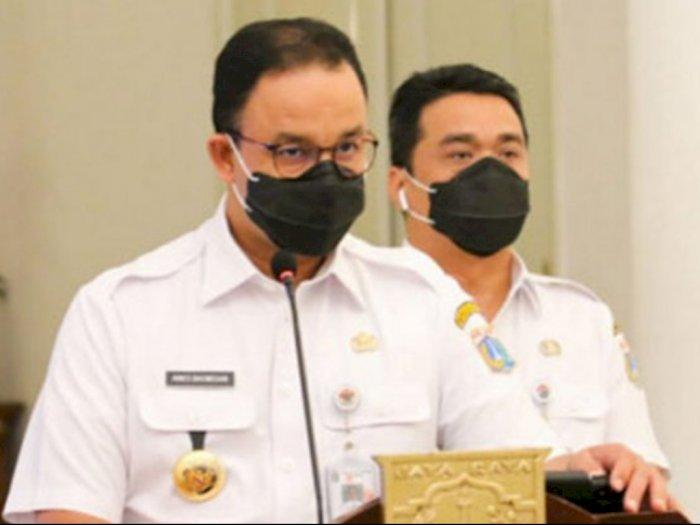 Meski Didukung Jadi Capres 2024, Wagub DKI Ungkap Anies Tak Pernah Bahas Pilpres