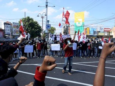7 Tahun Jokowi Pimpin RI, BEM SI Gelar Unjuk Rasa di  Istana Negara Hari Ini