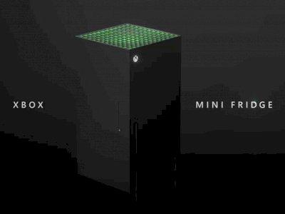 Xbox Jual Kulkas Mini Mirip Xbox Series X dengan Harga Rp1,5 Jutaan, Mau Beli?
