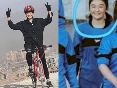 Taliban Memenggal Kepala Atlet Voli Cantik Ini dan Unggah Fotonya Sebagai Peringatan