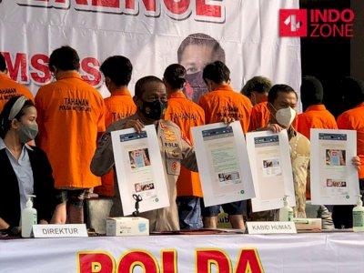 Polisi Bongkar Strategi 'Gurita' yang Buat Tagihan Pinjol Ilegal Membengkak!