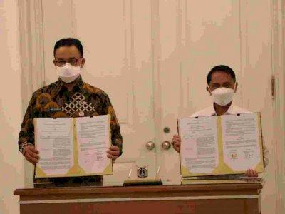 Jalin Kerja Sama Antardaerah, Anies: Indonesia Terlalu Besar untuk Bekerja Sendiri-sendiri