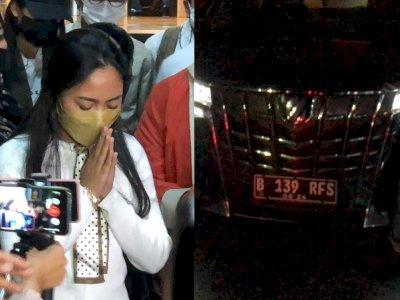 Identitas Pelat Mobil RFS Terungkap: Memang Milik Rachel Vennya, Tapi Ada yang Aneh