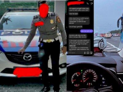 Ini Hukuman Oknum Polisi yang Gunakan Mobil Dinas untuk Pacaran