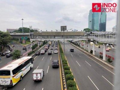 Sepekan Ganjil Genap Aturan Lama di Jakarta, Polisi Sebut Pelanggar Minim