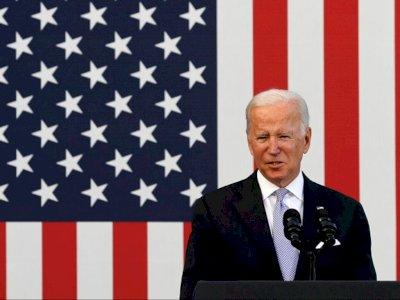 Joe Biden Tegaskan AS Tetap Berkomitmen Bela Taiwan