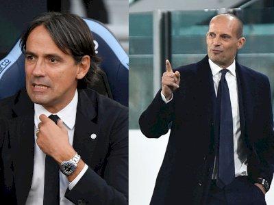 Derby d'Italia Inter vs Juventus Siap Guncang Serie A Akhir Pekan Ini, Catat Jadwalnya!