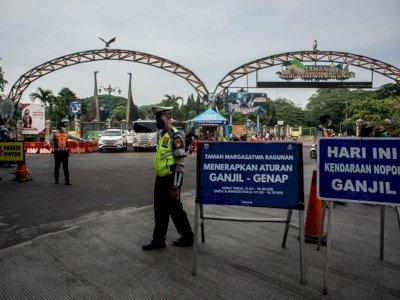 Ingat! Ganjil Genap 3 Lokasi Wisata di Jakarta Masih Berlaku