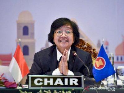 Menteri LHK Berharap Generasi Muda Berperan Sebagai Agen Perubahan Lingkungan