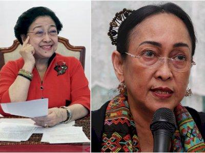 Pindah ke Agama Hindu, Sukmawati Sudah Dapat Izin dari Megawati Soekarnoputri dan Keluarga