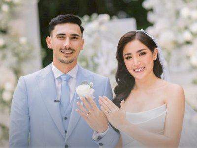 Selamat! Jessica Iskandar dan Vincent Verhaag Akhirnya Resmi Menikah