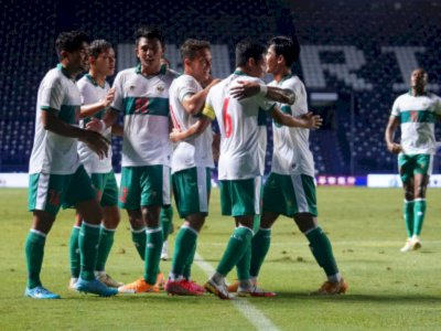 Ranking Timnas Indonesia di FIFA Naik, Ini Kata PSSI