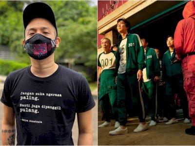 Ernest Prakasa Sentil Sinetron 'Dari Jendela SMP' yang Dituding Plagiat Squid Game