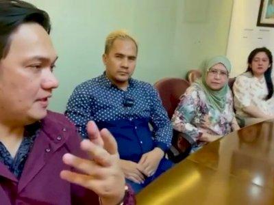 Saipul Jamil Kini Gabung ke Partai Pandai yang Didirikan Farhat Abbas