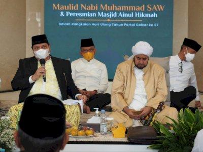 Airlangga Hartarto: Golkar Bukan Parpol Agama, Tapi Sangat Memperhatikan Islam