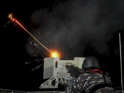Latihan Formasi Penembakan AAROFEX, Berikut Foto-fotonya